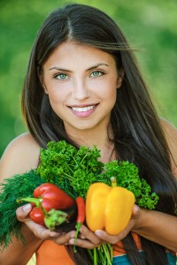 Vegetarian nutritionist London