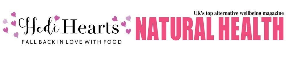 Ondrej's Superfood has been featured in Hedi Hearts and Natural Health