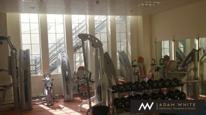 Personal training Westminster studio