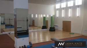 Personal training in Westminster
