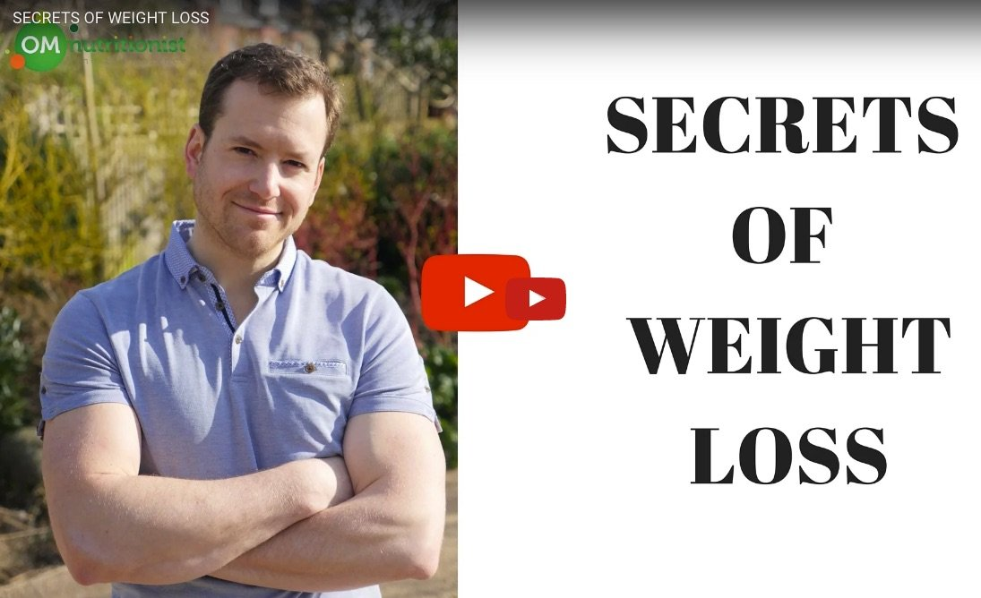 secrets of weight loss