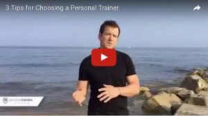 3 Tips for choosing a personal trainer