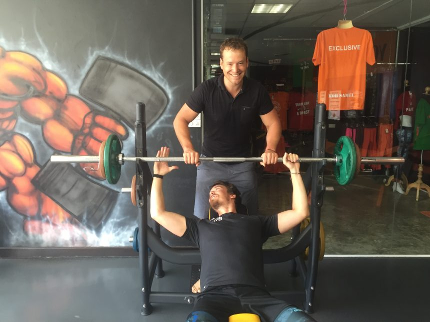 Online personal trainer London