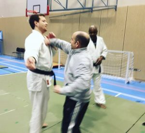Private Self Defence Classes London