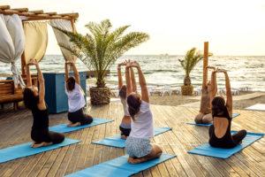 OMNI Holidays yoga