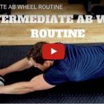 Intermediate ab wheel routine