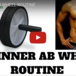 Beginner ab wheel routine
