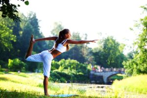 Holistic personal training balances all aspects of health and fitness