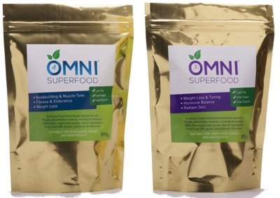 OMNI SUPERFOOD - Omnutritionist