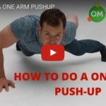 How to do a one-arm pushup