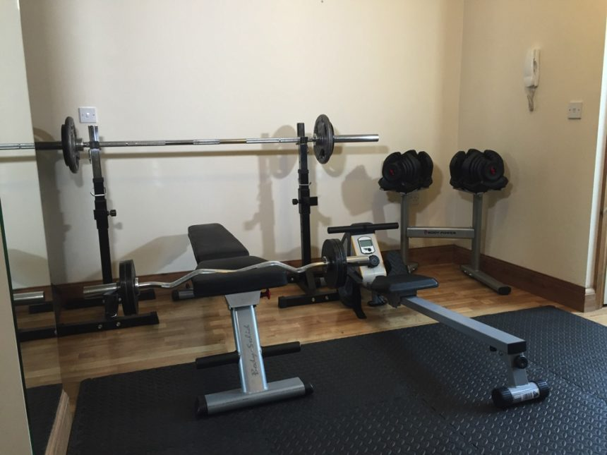 Personal training studio in Kilburn