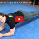 Easy Plank Routine – Target Your Core Muscles!