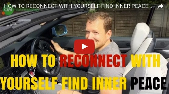 Reconnect with yourself