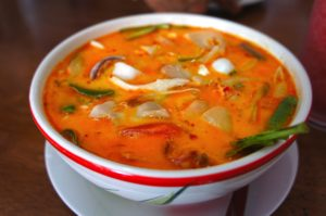 Thai soup - Omnutritionist