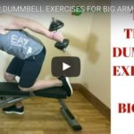 Top 4 tricep dumbbell exercises for big arms
