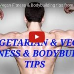 Vegetarian & vegan fitness & bodybuilding tips