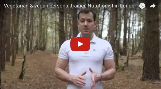 Vegan personal training