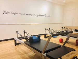 Westminster personal training studio